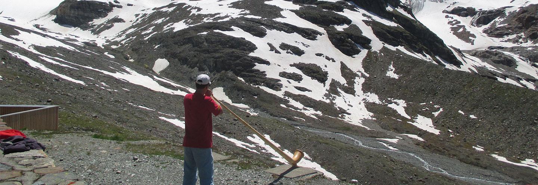 Alpine Genussvielfalt…